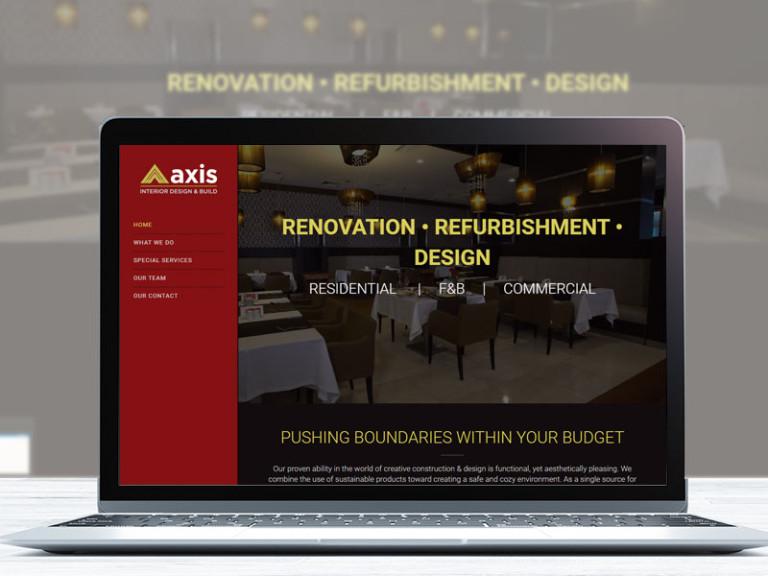 Axis Interior Design & Build